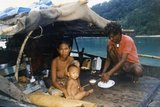 The 'Sea Gypsies' or Moken of the Andaman Sea, known in Thai as chao thalae or 'people of the sea', are divided into three groups. They number between 4,000 and 5,000, they live only on the coast, either in huts by the shore, or on craft that ply the coastal waters from the Mergui Archipelago in Burma to the Tarutao Islands in Southern Thailand.<br/><br/>  The largest Sea Gypsy group are the Urak Lawoi, numbering around 3,000. They live in simple shacks on beaches stretching south from Phuket to the Tarutao islands and make a living by fishing and beachcombing. Their two largest settlements are at Ko Sirey and Rawai in the southeast of Phuket island.
